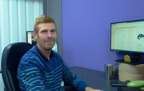 Chris Salisbury Managing Director of Canvasman