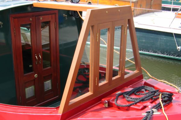 Canvasman Wooden Cratch A-frame