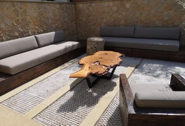 Garden and Home upholstery