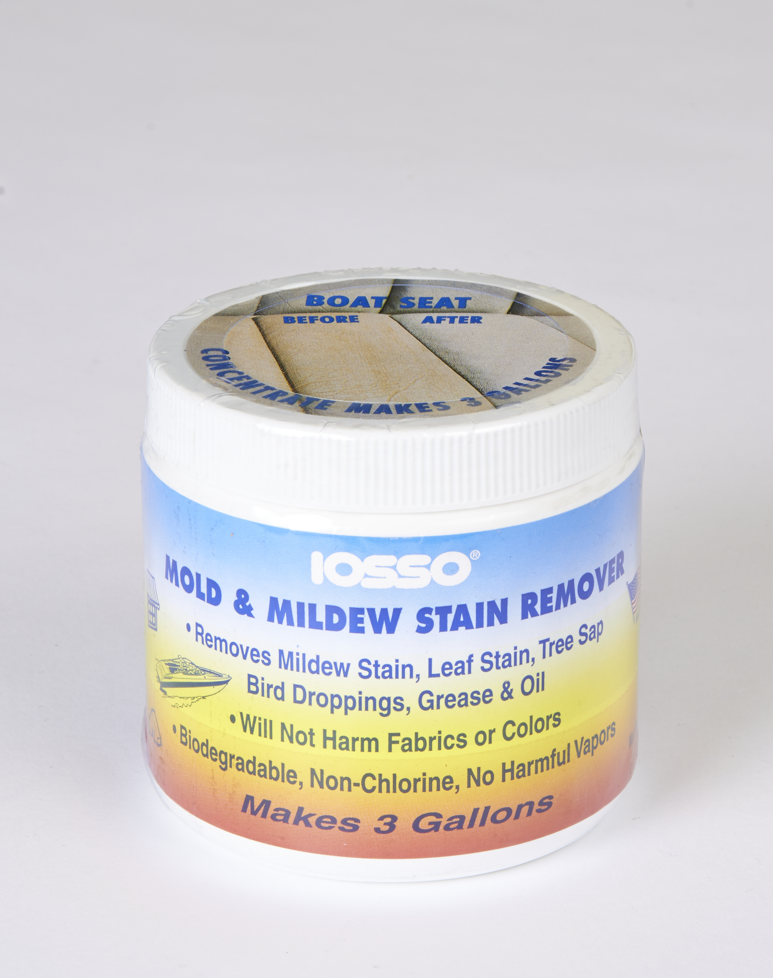 IOSSO Mould & Mildew Stain Remover