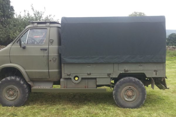 army green Military Vehicle Cover