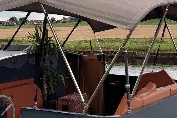Stainless Steel Boat Frames