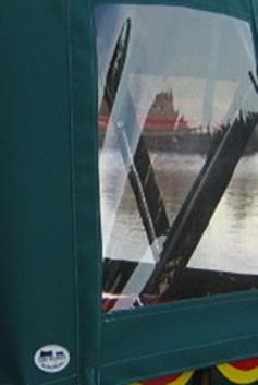 Semi-Trad Hood Window