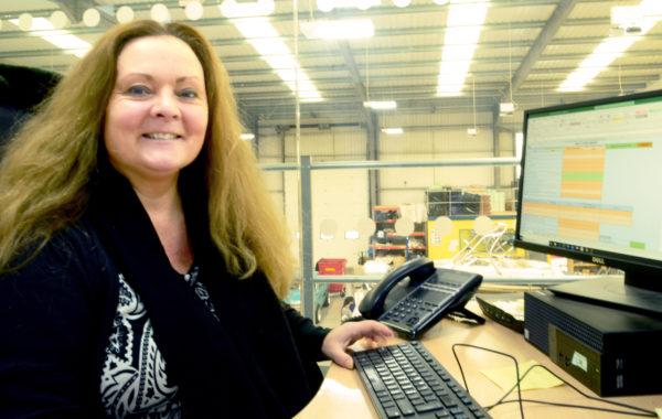 Alison Gray head of sales at Canvasman